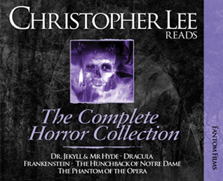 Christopher Lee reads: The Complete Horror Collection