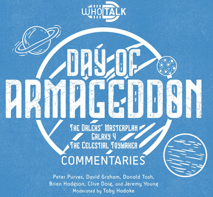 Who Talk: Day of Armageddon