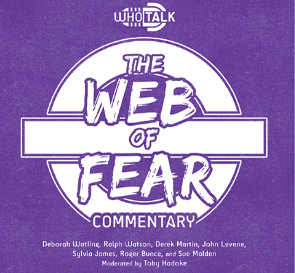 Who Talk: The Web of Fear