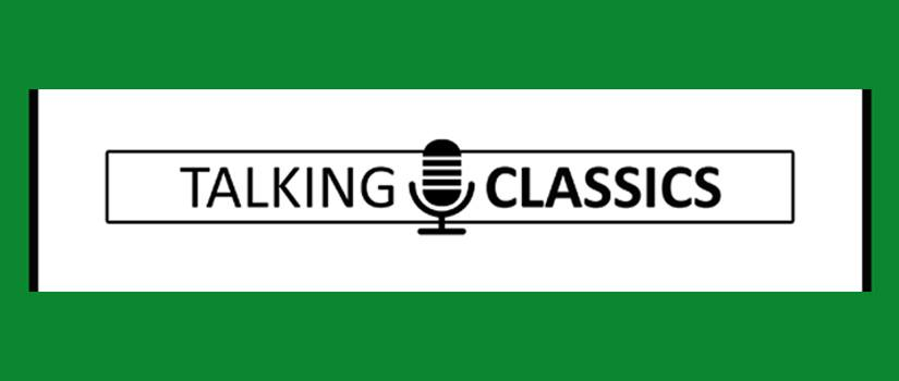 Talking Classics banner