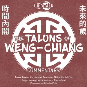 The Talons of Weng-Chiang Cover
