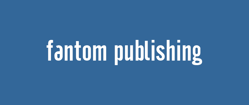 Fantom Publishing News logo