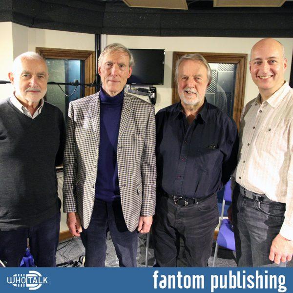 John Bloomfield, Philip Hinchcliffe, Roger Murray-Leach & Nicholas Pegg