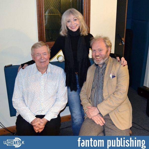 Bernard Holley, Katy Manning & Toby Hadoke