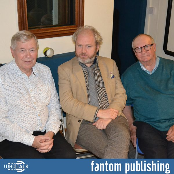 Bernard Holley, Toby Hadoke & Bob Baker