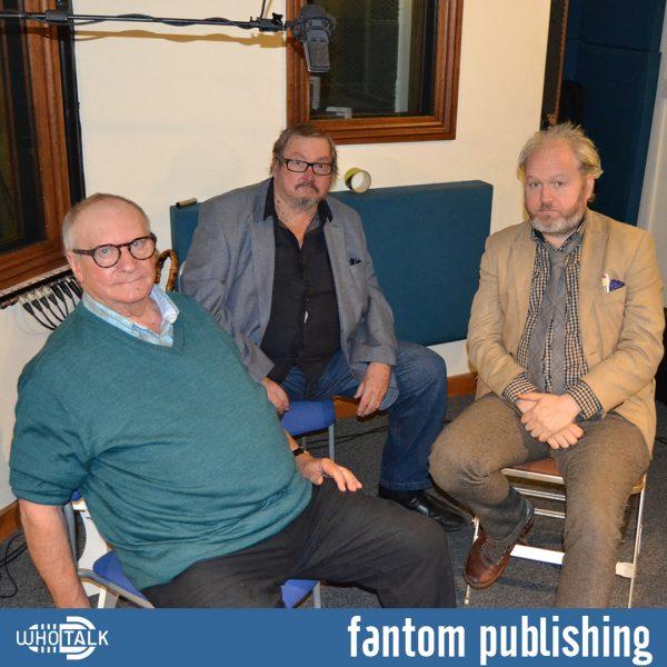 Bob Baker, Terrance Dicks & Toby Hadoke
