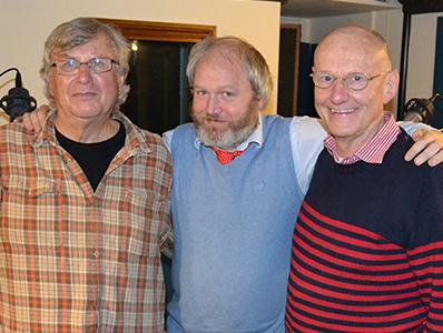 Michael E. Briant, Toby Hadoke & David Sulkin
